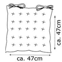 Squarekussens