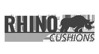 Rhino cushions