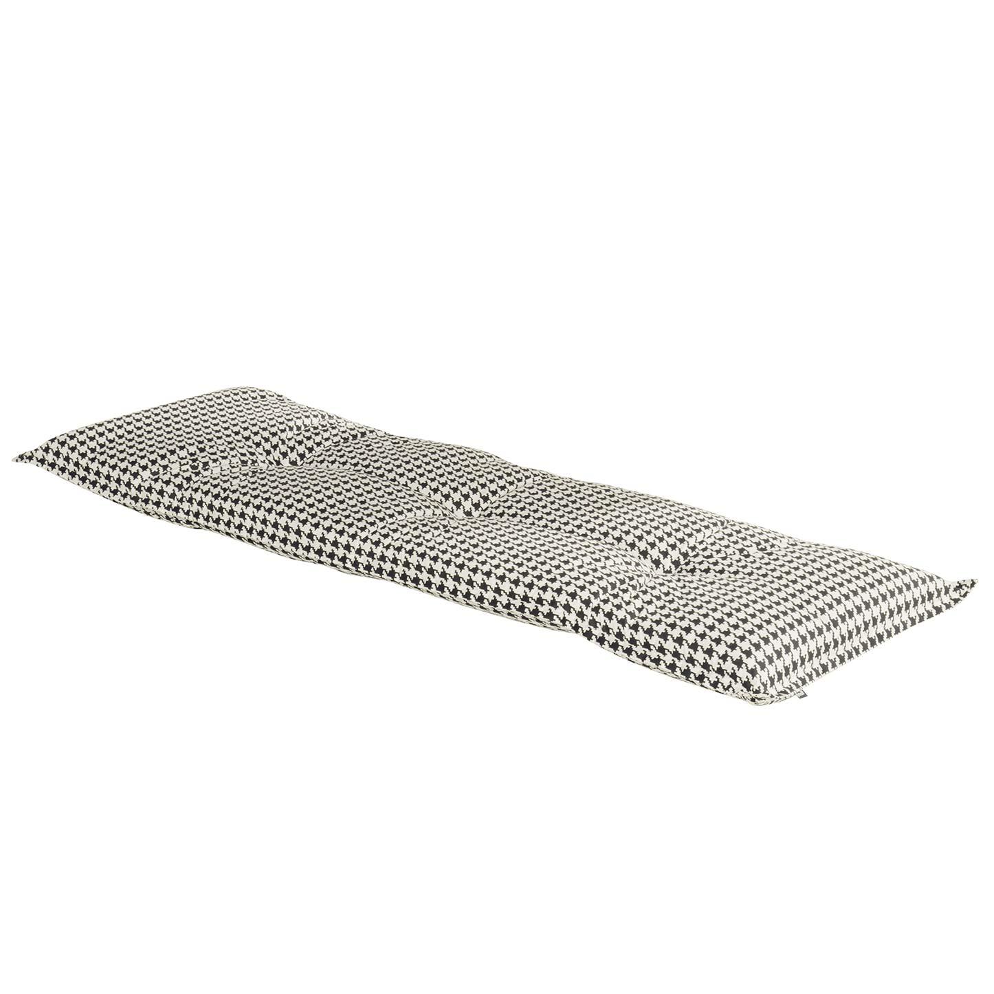 Bankkussen 150cm - Poule black