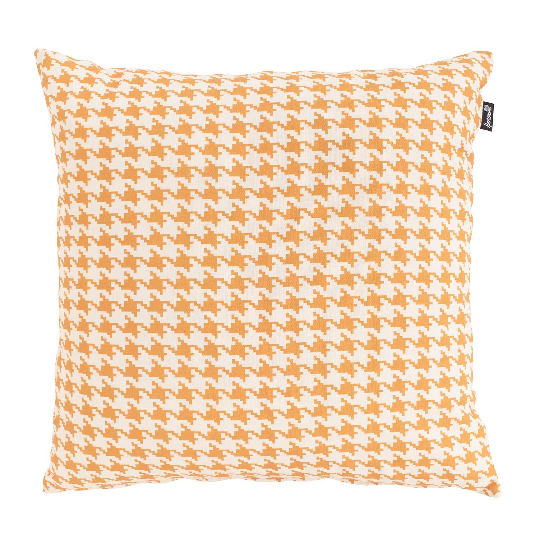 Sierkussen 50x50cm - Poule yellow