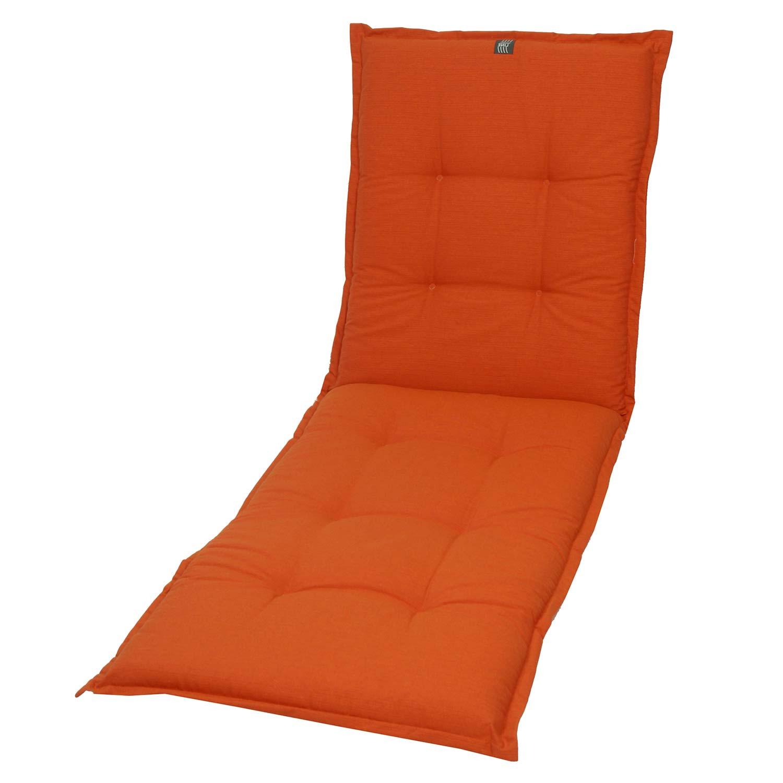 Ligbedkussen - Bertogne orange