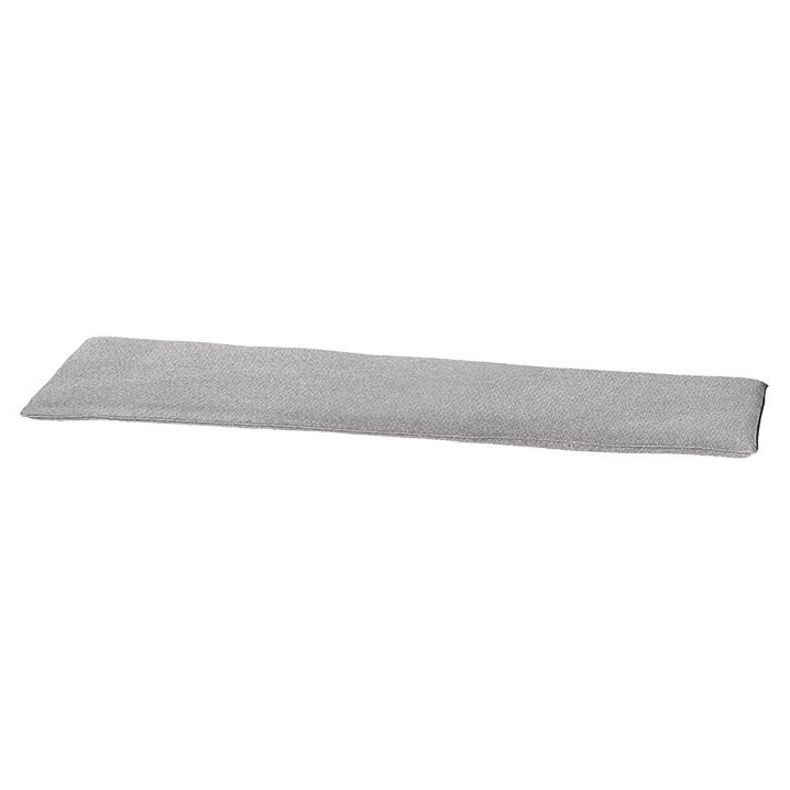 Bankkussen 110cm Outdoor Manchester light grey