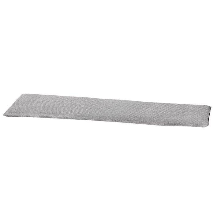 Bankkussen 170cm - Outdoor Manchester light grey