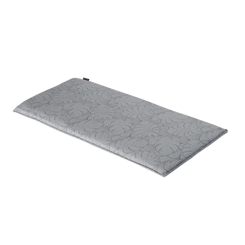 Bankkussen 140cm - Outdoor Palm grey