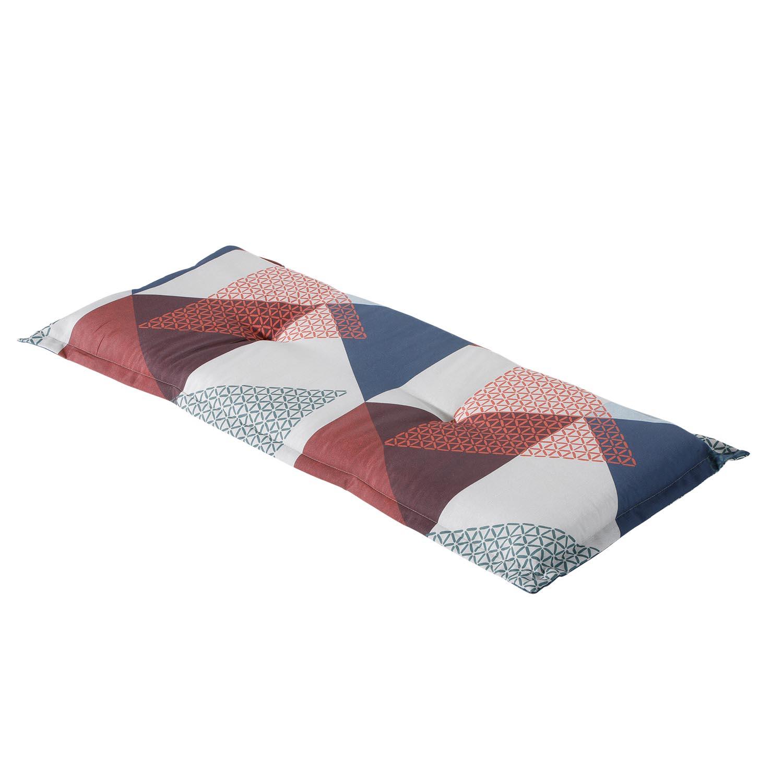 Bankkussen 120cm - Triangle blue