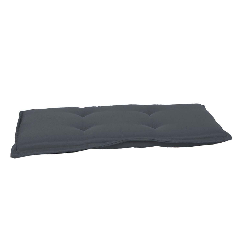 Bankkussen 120cm - Pedro grey (waterafstotend)