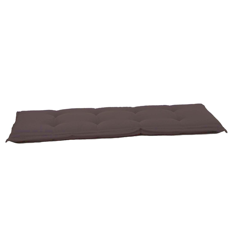 Bankkussen 180cm - Pedro dark taupe (waterafstotend)