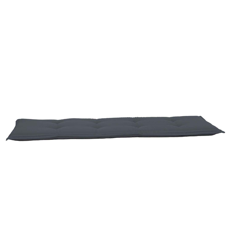 Bankkussen 180cm - Pedro grey (waterafstotend)