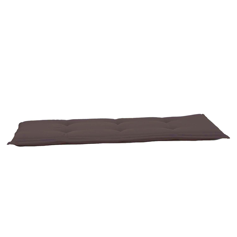 Bankkussen 140cm - Pedro dark taupe (waterafstotend)