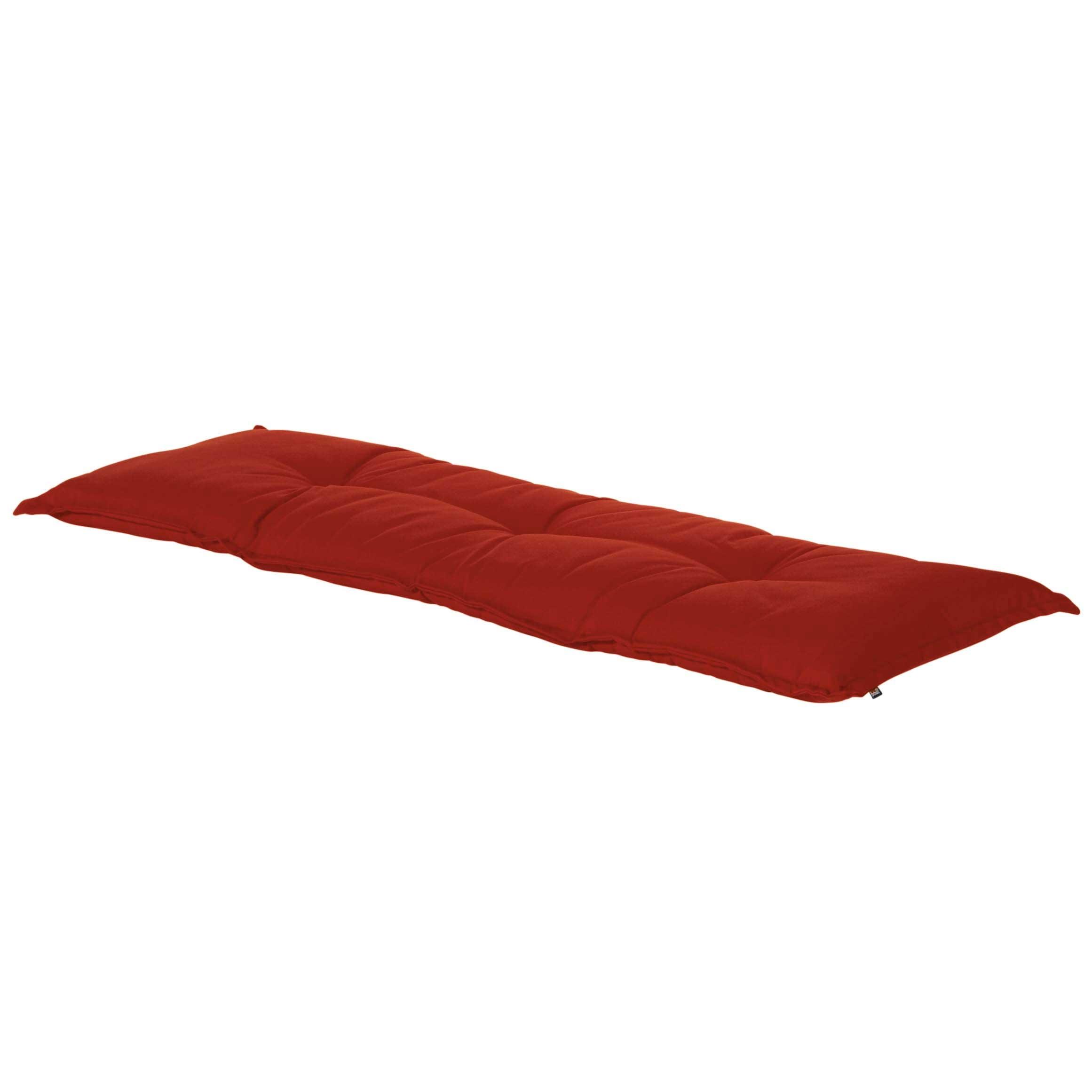 Bankkussen 120cm Havana red