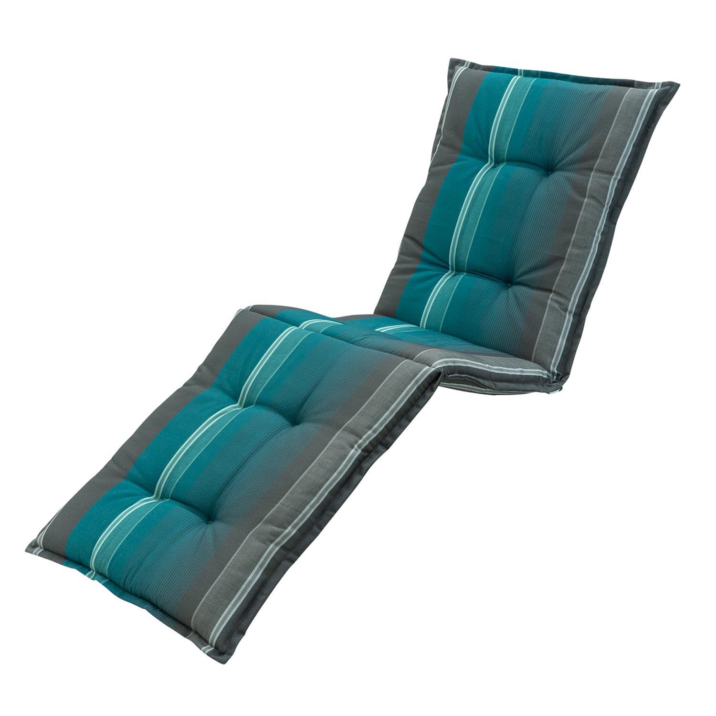 Ligbedkussen - Stef sea blue