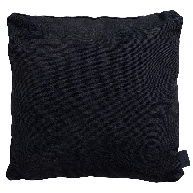 Sierkussen 45x45cm - Panama black