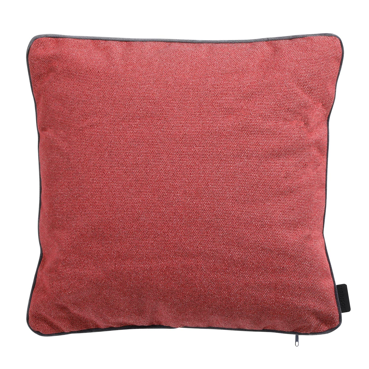 Sierkussen 45x45cm - Outdoor Manchester red