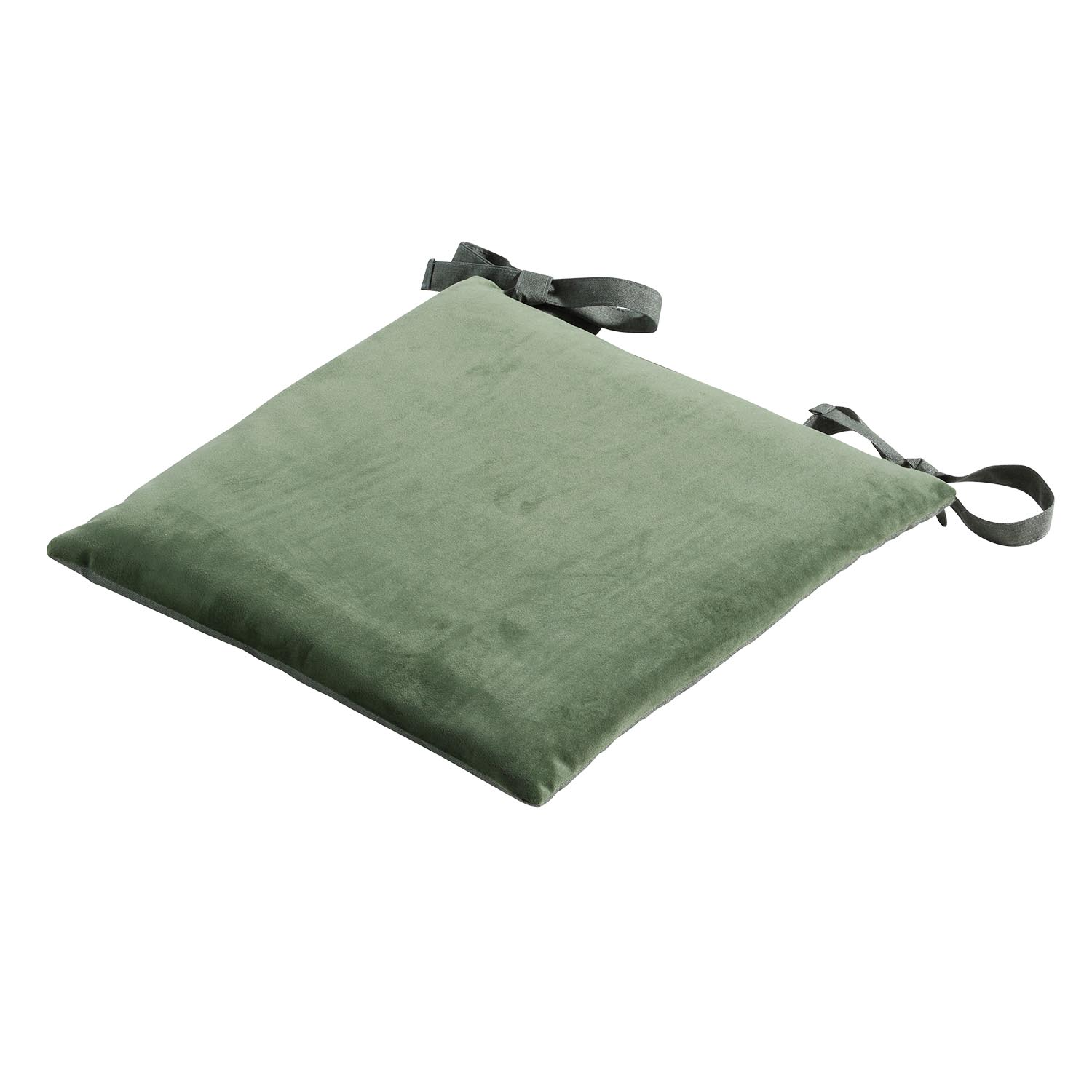 Zitkussen Toscane 46x46cm - Outdoor Velvet/oxford green