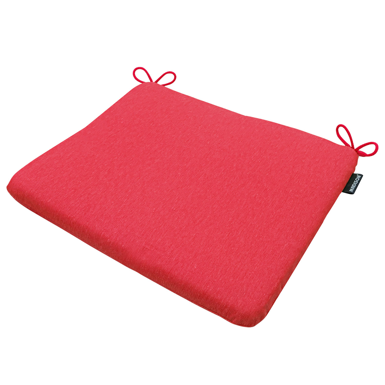 Madison kussens Zitkussen universal 40x40cm   Panama red (afritsbaar)
