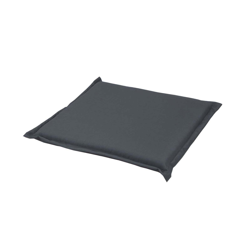 Hockerkussen 50x50cm - Pedro grey (waterafstotend)