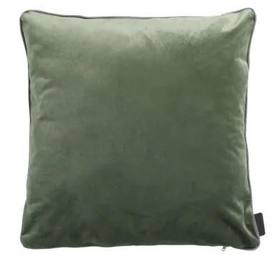Sierkussen 45x45cm - Outdoor Velvet/oxford green