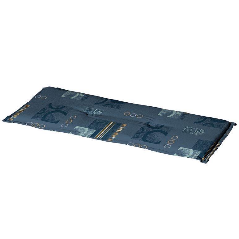 Bankkussen 120cm - Bob blue