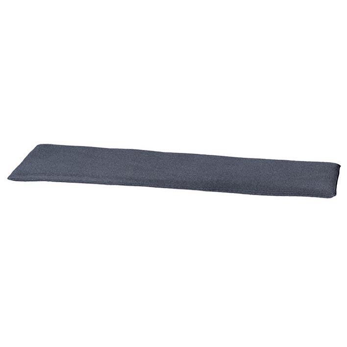 Bankkussen 120cm - Outdoor Manchester denim grey