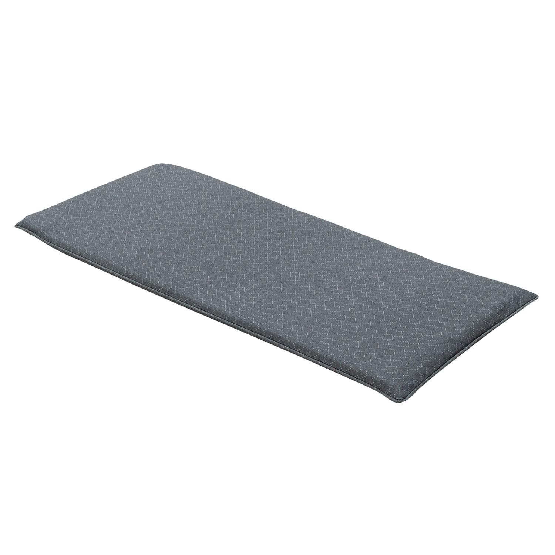 Bankkussen 170cm - Outdoor check grey
