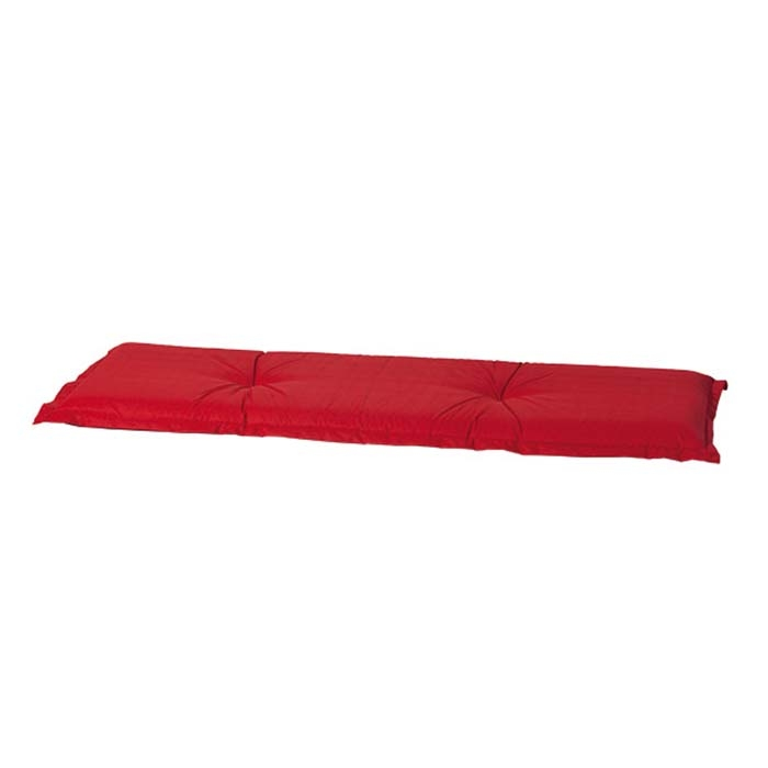 Bankkussen 120cm - Basic red