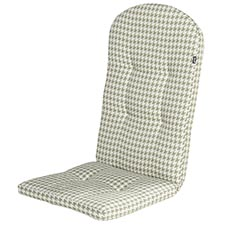 Bear chair kussen - Poule green