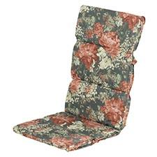 Textileenkussen hoge rug - Isabel terra