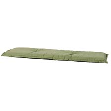 Bankkussen 120cm - Basic green
