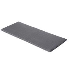 Bankkussen 140cm - Outdoor Oxford grey
