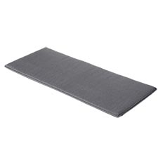 Bankkussen 180cm - Outdoor panama Oxford grey