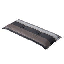 Bankkussen 180cm - Stripe grey