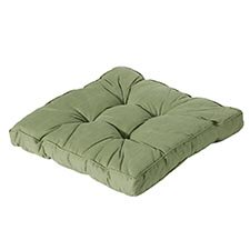 Loungekussen 70x70cm - Basic green