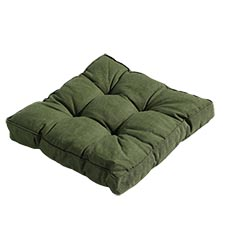 Matraskussen 47x47cm Florance - Panama green