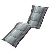Ligbedkussen - Stef grey