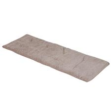 Buitenkleed 180x68cm - outdoor Velvet taupe-panama taupe