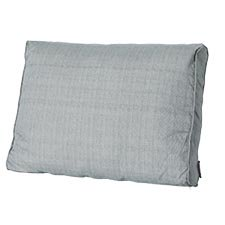 Loungekussen ruggedeelte 60x40cm - Carré Basic grey