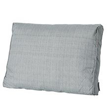 Loungekussen ruggedeelte 73x40cm - Carré Basic grey