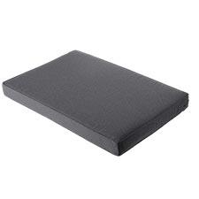 Loungekussen Pallet Carre 120x80cm - outdoor Manchester grey