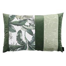 Sierkussen 60x40cm - Velvet match green