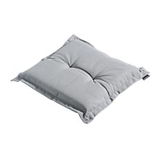 Hockerkussen 50x50cm - Panama light grey