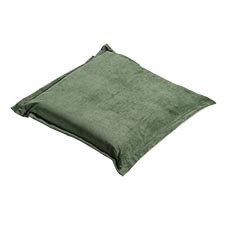 Zitkussen universal 50x50cm - Outdoor Velvet/oxford green