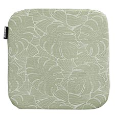 Sophie zitkussen 40x40cm - Outdoor Palm green