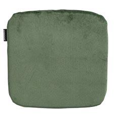Sophie zitkussen 40x40cm - Outdoor Velvet green