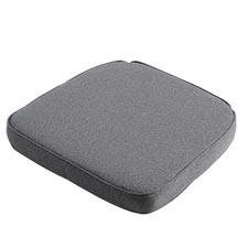 Zitkussen wicker universeel premium 48x48cm - Outdoor Manchester grey
