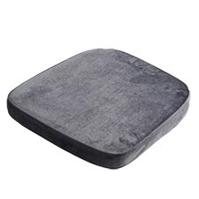 Zitkussen wicker universeel 48x48cm - Outdoor Velvet/panama grey
