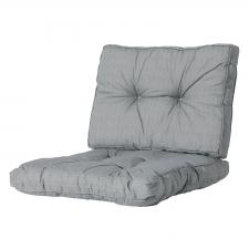 Loungekussen zit en rug 60x60 Florance - Basic Grey