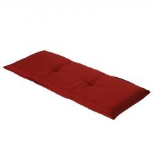 Bankkussen 150cm - Rib red