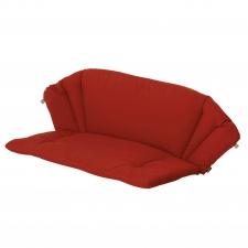 Toledo/Elegance bankkussen - Havana red