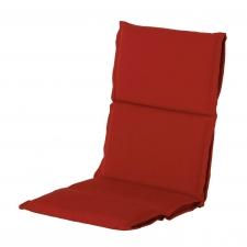 Textileenkussen lage rug - Havana red