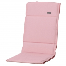 Textileenkussen hoge rug - Panama soft pink